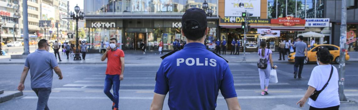 Safety Security Laws Culture Climate of Turkey