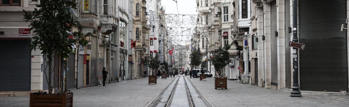 Turkey Imposes Age Specific Curfew